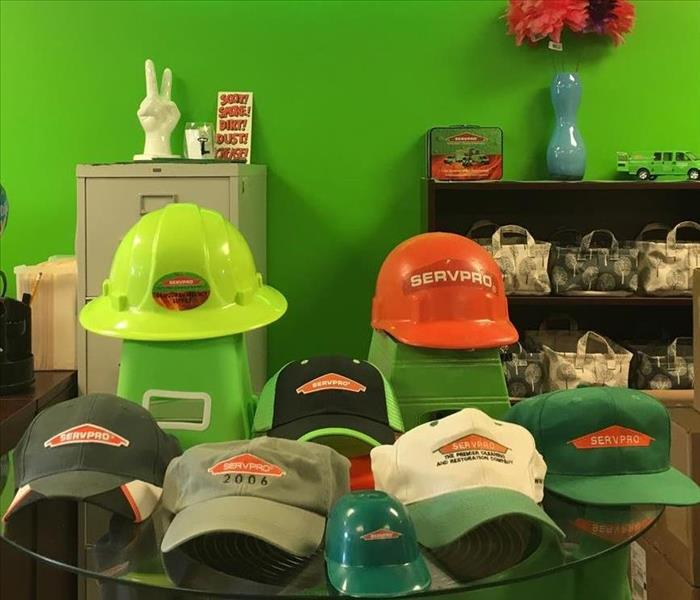 Commercial Different Hats