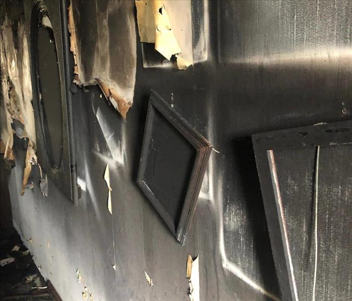 Fire Damage SERVPRO of North Kanawha Valley & Teays Valley's, Premier Fire Restoration Provider