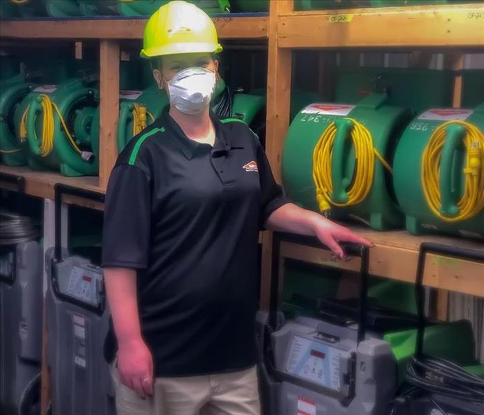 Why SERVPRO The Doctor Is In