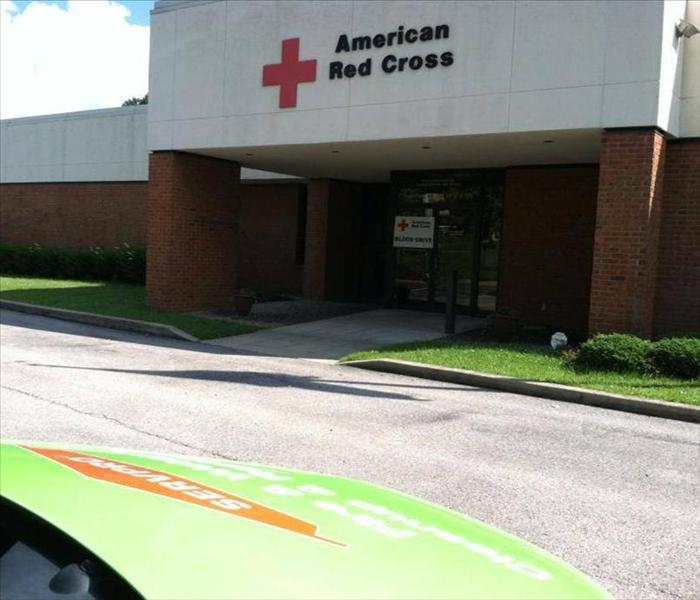 Community Red Cross Blood Drive